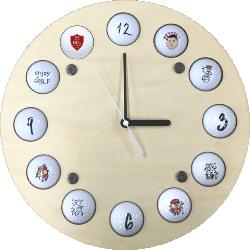 ゴルフボール時計サムネイル
