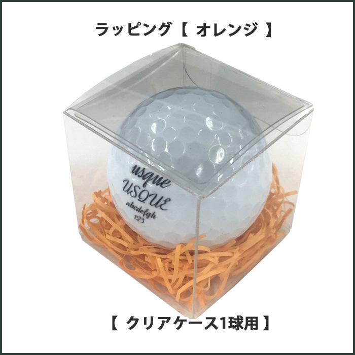 クリアケース【オレンジ】
