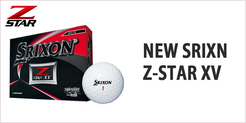 スリクソン Z-STAR XV ホワイト 12球