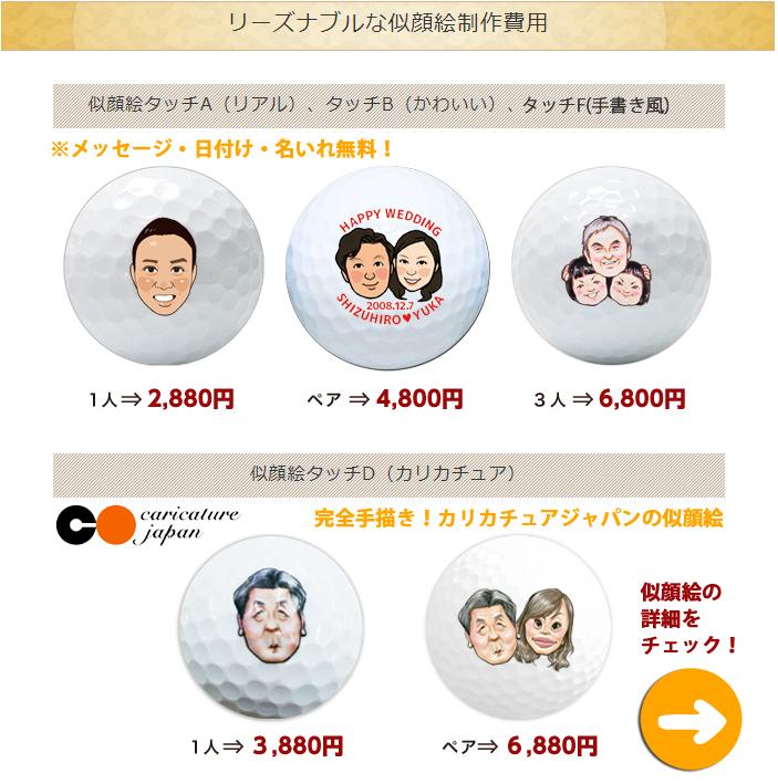 似顔絵・カリカチュア・印刷